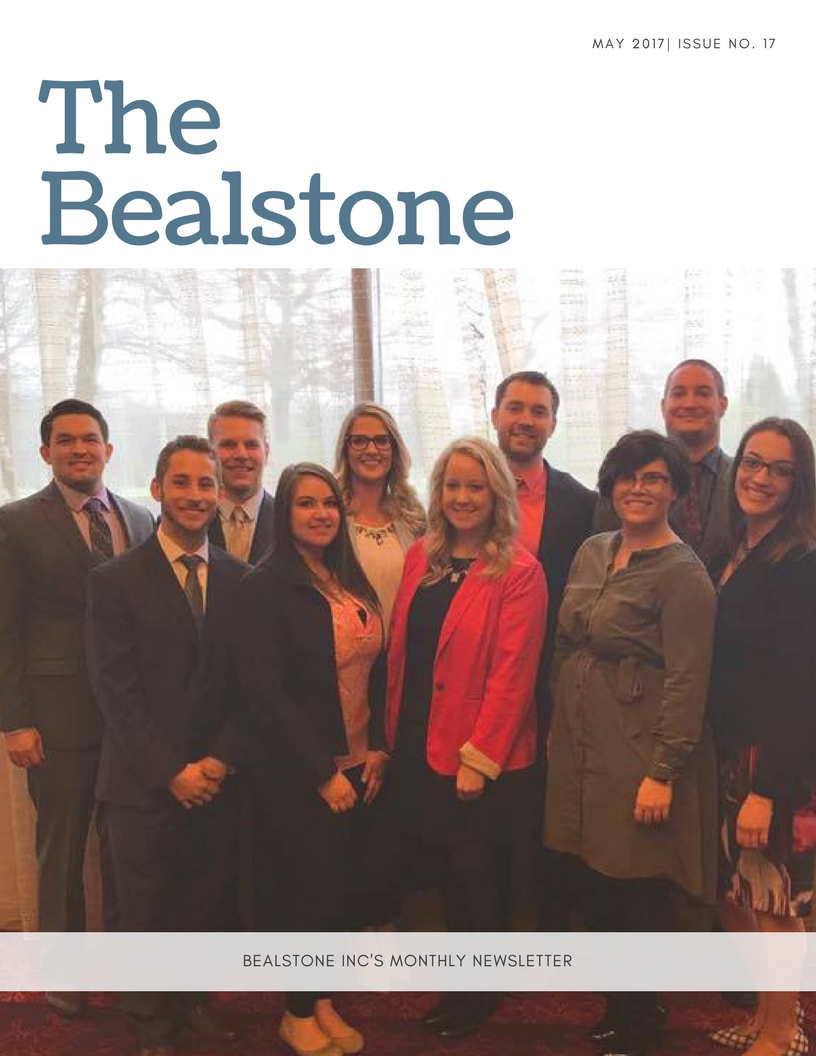 The Bealstone Inc Newsletter May